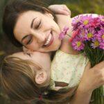 Σχέση μητέρας και παιδιού: μια σχέση εξελισσόμενης αγάπης.